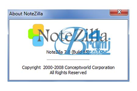 Notezilla Portable الملاحظات f3dce738f48003ccb989