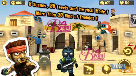 لعبة Gun Strike الأكثر إثارة في عالم العاب الأندرويد العاب اندرويد