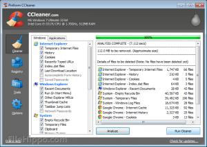 تحميل برنامج التنظيف CCleaner برامج حماية