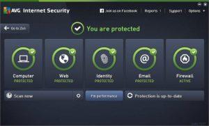 تحميل برنامج الحماية AVG Protection برامج حماية