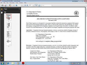 تحميل برنامج بى دى اف Adobe Reader برامج التصميم
