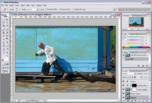 تحميل برنامج الفوتوشوب Adobe Photoshop برامج التصميم