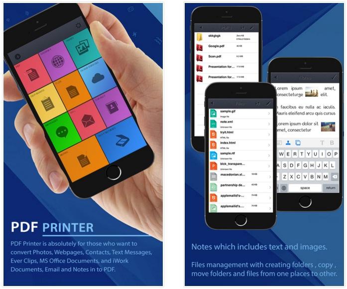تطبيق PDF.Lab لقراء ملفات PDF لأجهزة الايفون برامج وتطبيقات اى فون