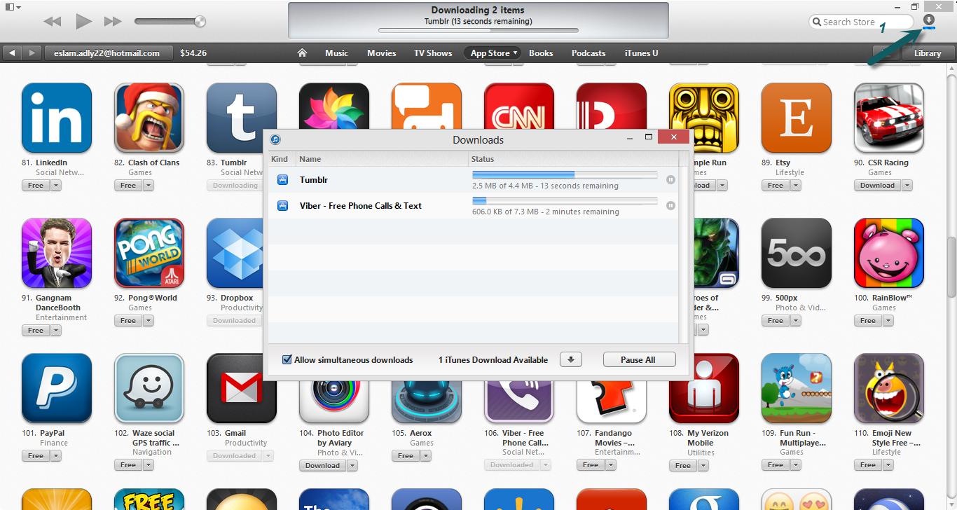 تنزيل برنامج اي تونز iTunes 2016 اخر إصدار مجانا برامج وتطبيقات اى فون