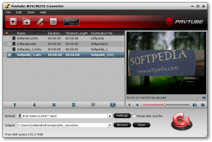 الفيديوهات Pavtube M2TS Converter Pavtube-MTS-M2TS-Con