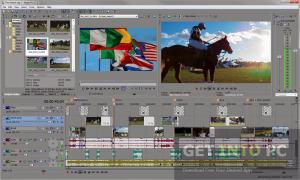 تحميل برنامج تحرير الفيديوهات Sony Vegas برامج التصميم