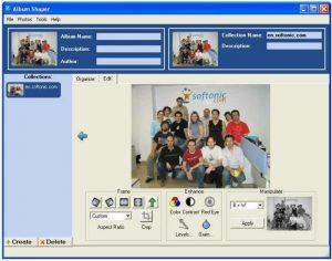 تحميل برنامج البوم الصور Album Shaper برامج التصميم