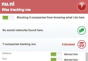 تحميل برنامج حماية التعقب DoNotTrackMe برامج انترنت