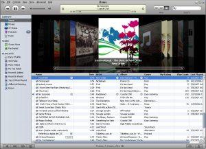 تحميل برنامج الموسيقي iTunes برامج ويندوز