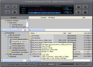 تحميل برنامج تشغيل الميديا JetAudio برامج ويندوز