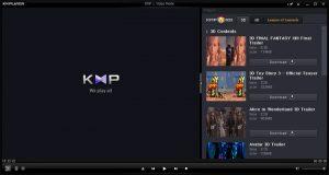 تحميل برنامج تشغيل الميديا KMPlayer برامج ويندوز