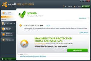 تحميل برنامج الفيروسات Avast Free Antivirus برامج حماية