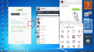 line-for-pc