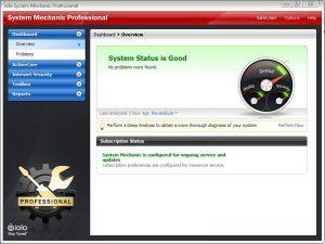 تحميل برنامج تصحيح الأخطاء System Mechanic برامج حماية