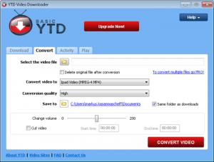 تحميل برنامج YTD Video Downloader لتحميل الفيديوهات برامج انترنت