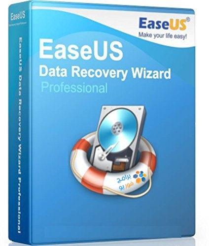 EASEUS Data Recovery Wizard Professional للكمبيوتر
