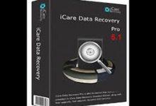 تحميل برنامج استعادة الملفات المحذوفة icare - رابط مباشر مجاناً