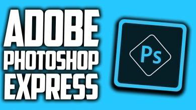 تحميل برنامج Photoshop Express لتحرير الصور - رابط مباشر مجاناً