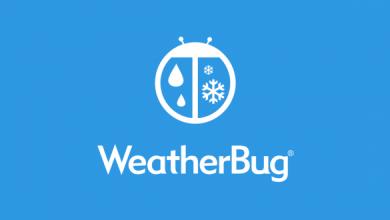 تحميل تطبيق تطبيق Weather Bug للآي فون - رابط مجاناً