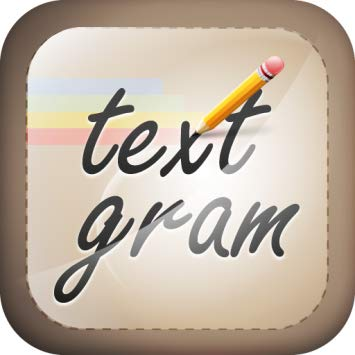 تحميل تطبيق text gramللكتابة على الصور للأندرويد مجاناً