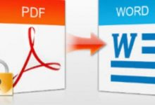كيفيه تحويل ملف الـ pdf إلى word عن طريق موقع pdftoword