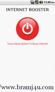 Internet Booster