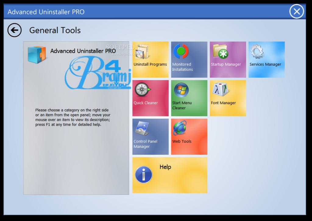 Advanced Uninstaller PRO Screen