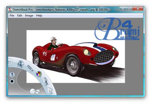 Autodesk SketchBook Pro 2010-2