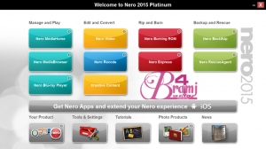 Nero-2015-Platinum-Launcher