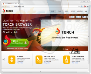remove-TorchBrowser
