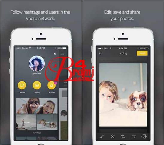 vhoto-app