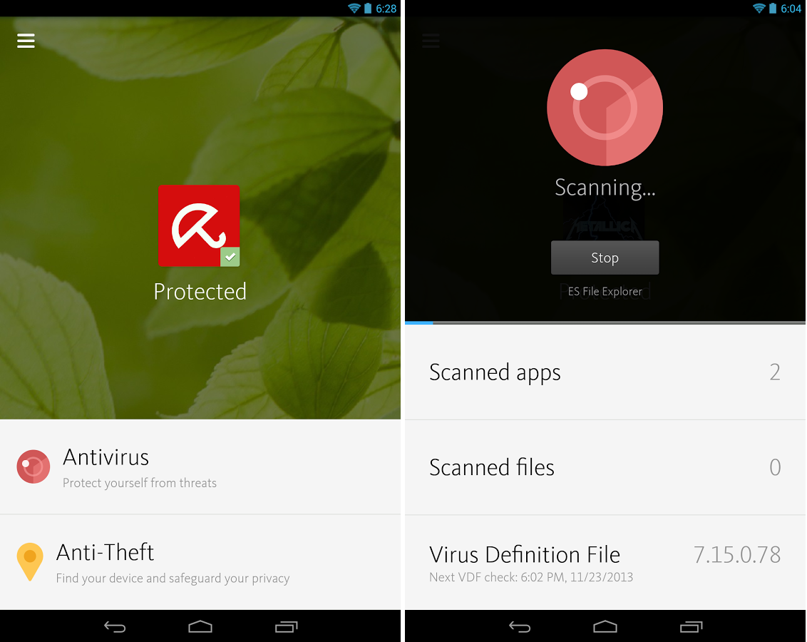 Avira-Free-Android-Security-app