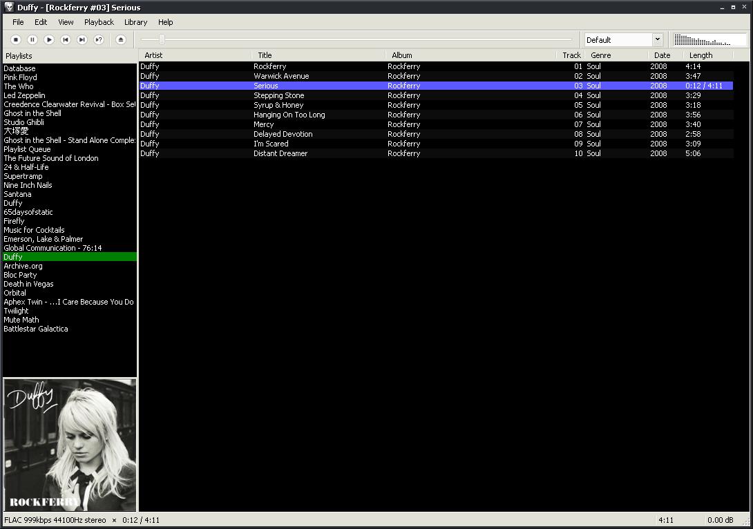 Foobar2000-ColumnsUI