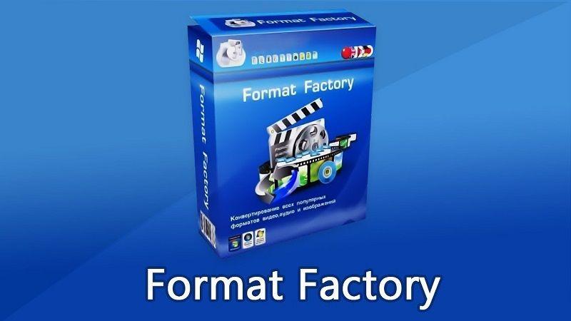 شرح وتحميل برنامج فورمات فاكتوري Format factory