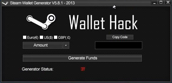 Free-Steam-Wallet-Code-Generator