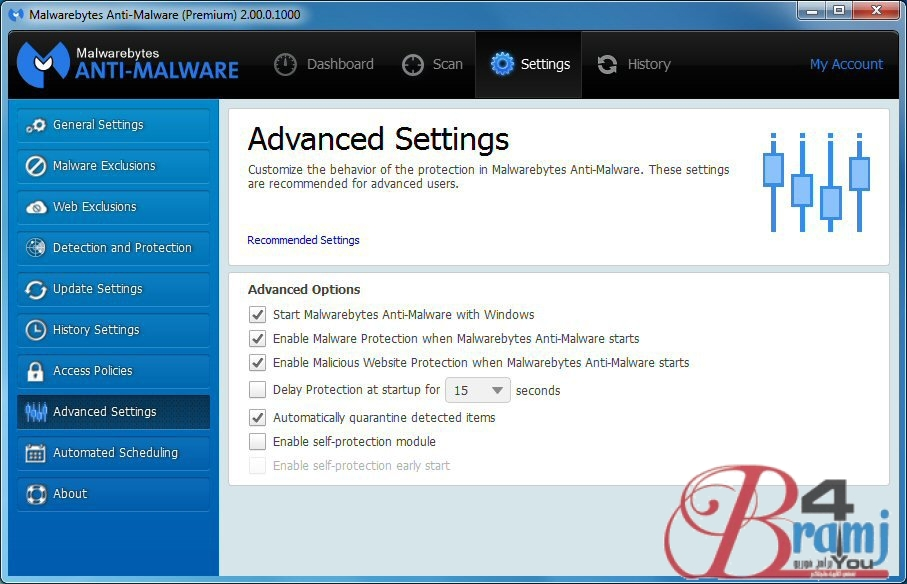 Malwarebytes_Anti-Malware_Premium_settings
