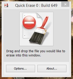 Quick-Erase