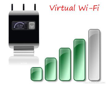 Virtual-WiFi