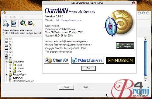 clamwin_screenshot