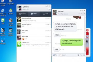 free-Download-Line-for-PC-chatting-app