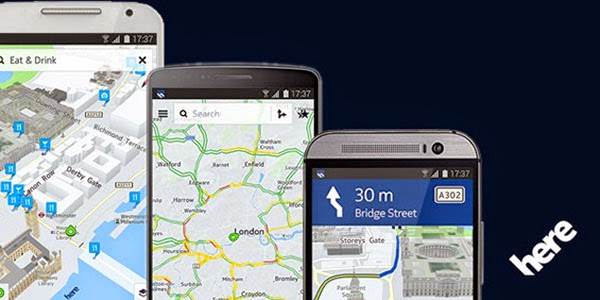 nokia_here_maps_android_devices